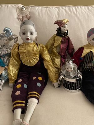 Beautiful musical Doll Collection for Sale in Claremont, CA