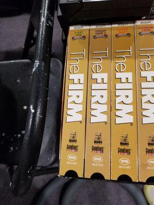 VHS workout sets for Sale in Belleville, IL