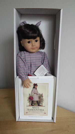 American Girl Doll-Samantha, Pleasant Company for Sale in Oakton, VA