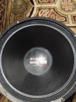 speaker 15inch for Sale in West Palm Beach,  FL
