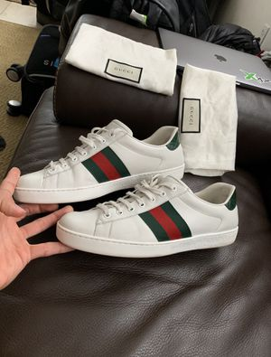 Gucci ace shoes for Sale in San Diego, CA