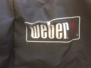Grilling Cover- Weber BBQ cover, waterproof for Sale in Yelm, WA