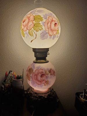 Vintage parlor lamp for Sale in Sacramento, CA