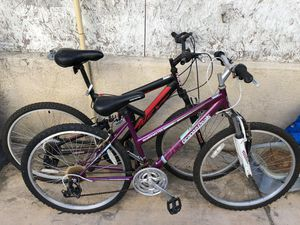 Two bikes for Sale in Santee, CA