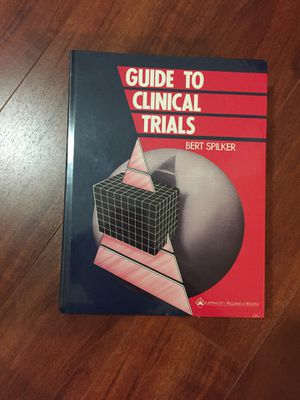 New book. Guide to Clinical trials for Sale in North Springfield, VA