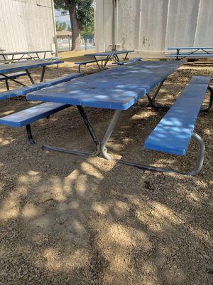 Metal base tables (10) Free for Sale in El Monte, CA