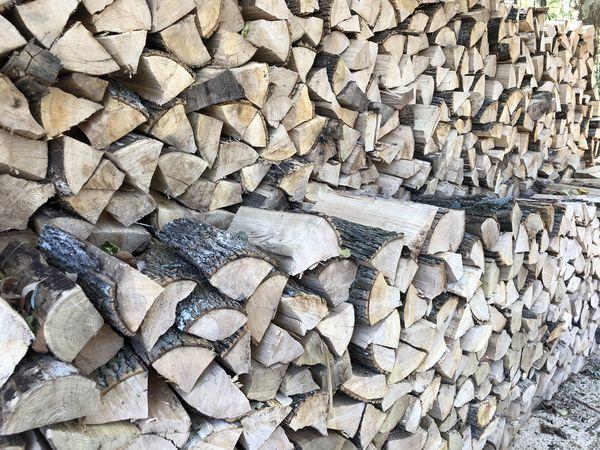 Firewood (Seasoned Oak and Ash)
