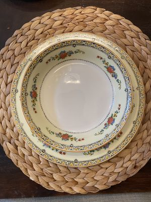 Antique / vintage Motts English china - 1930s or 1940s - Thanksgiving! for Sale in Portland, OR