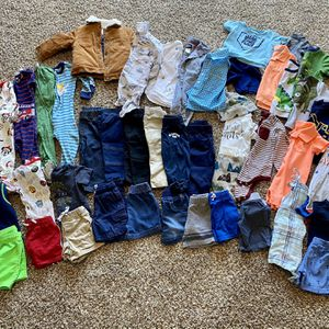 12 Month Boy Clothing Lot for Sale in Aurora, CO