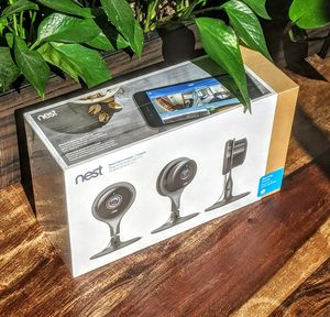 Google Nest Indoor Camera (New, set of 3) for Sale in Thornton, CO