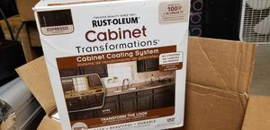 Rustoleum Cabinet Transformations paint for Sale in Elburn, IL