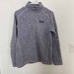 Patagonia | Better Sweater 1/4 Zip Fleece ; Medium for Sale in Aurora,  CO