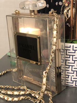 Chanel perfume bag super cute for Sale in Winchester, CA
