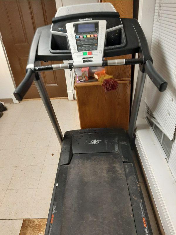 Nortrack treadmill {} 80
