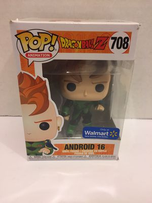 New! Android 16 Pop Animation Dragon Ball Z #708 for Sale in Las Vegas, NV