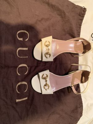 Gucci sandals for Sale in Snohomish, WA