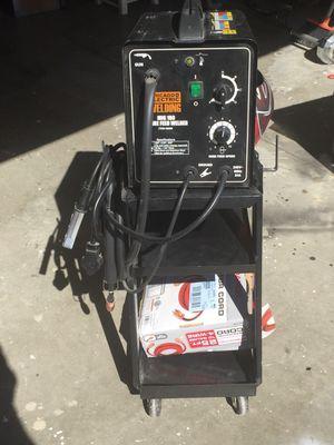 Chicago Electric welder 180 amp wire feed for Sale in San Bernardino, CA
