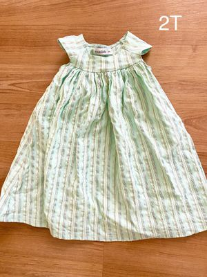 Baby girl dress by Junie Blake, size 2T, great condition, summer kids, toddler clothes for Sale in Surprise, AZ