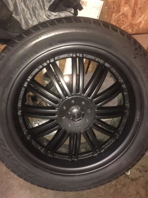 "22"" rims for Sale in Chicago, IL"