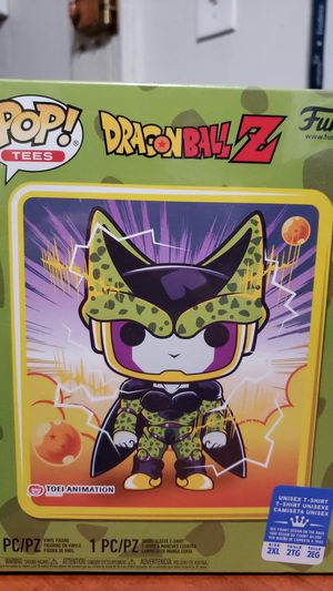 Metallic Cell Dragon Ball Z Funko Pop for Sale in Queens, NY