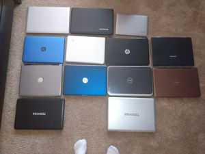 $50-$200 Laptops for sale some need work some don't for Sale in Overland Park, KS