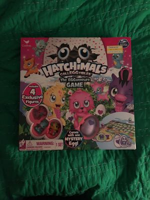 Hatchimals Eggventure Game for Sale in Bethesda, MD