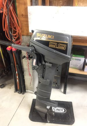 97' Suzuki Outboard Motor for Sale in Vancouver, WA