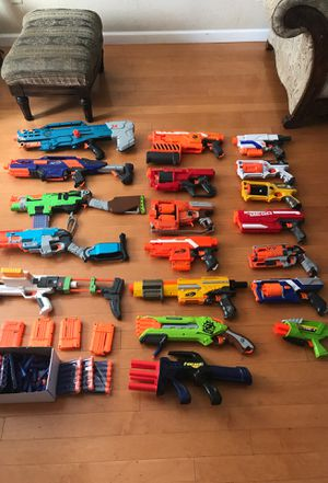 NERF GUNS for Sale in Modesto, CA