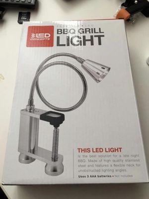 BBQ Grill Lights Magnetic Base 360 Flexible Garage Light for Sale in Houston, TX
