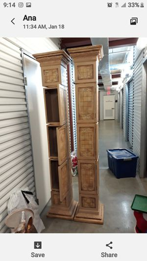 Wall Unit with storage for Sale in NEW PRT RCHY, FL