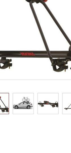 Two (2) Yakima Raptor Aero Rooftop Bike Racks - Perfect Condition for Sale in Auburn,  WA