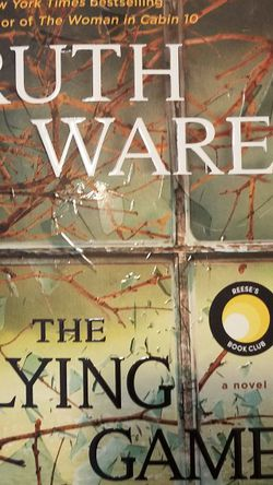 The Lying Game By Ruth Ware Hardcover Book for Sale in Hollywood,  FL
