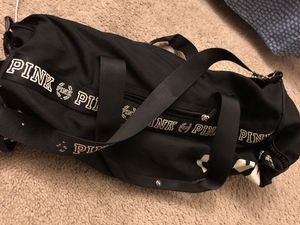 Victoria Secret Pink Duffle Gym Sports bag for Sale in Silver Spring, MD
