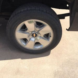 Texas Edition 20 Inch Wheels And Tires for Sale in Austin, TX