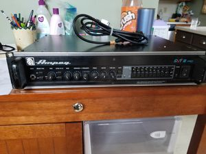 Ampeg SVT 3 Pro bass amp tubes for Sale in Stockbridge, GA
