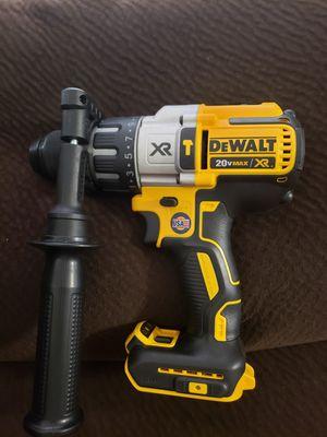 Dewalt 20v brushless hammer dril for Sale in Silver Spring, MD