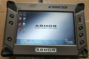 DRS Armor X7 MILITARY GRADE - RUGGED Tablet for Sale in Southgate, MI