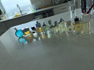 Designer women's perfume bundle. Gucci, Hermès, Burberry, Coco Chanel, Michael Kors, Vera Wang, Versace, Prada for Sale in Stamford, CT