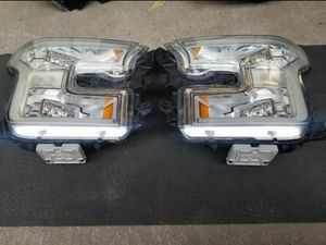 2017 f150 led platinum headlights for Sale in Montebello, CA