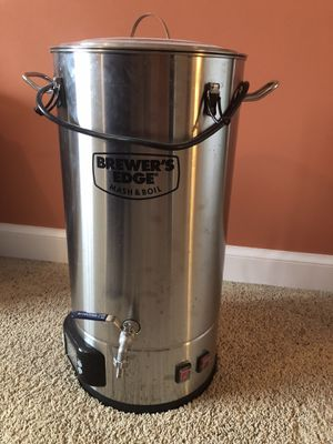 Brewers Edge Mash and Boil for Sale in Newport News, VA