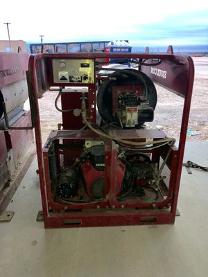S7 pressure washers. Heavy industrial. 4 in inventory. Need them gone. Make an offer. for Sale in Odessa, TX