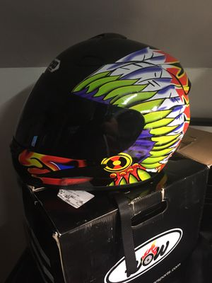 Xl motorcycle helmet for Sale in New Rochelle, NY
