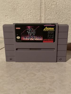 Xardion Super Nintendo for Sale in Euclid, OH