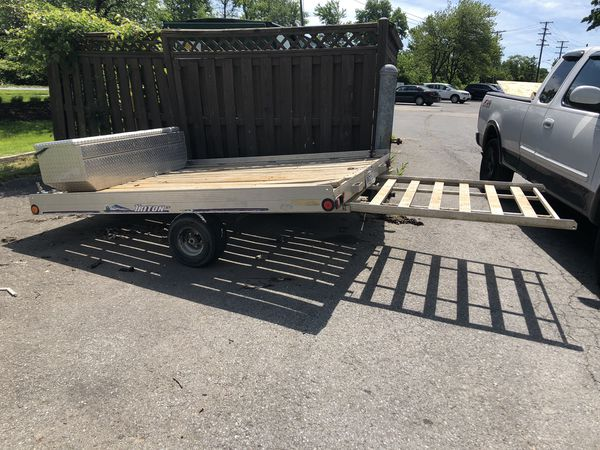 Triton Utility Trailer 2006 ATV88 title on hand