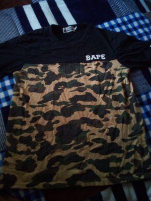 Bape shirt for Sale in Adelanto, CA
