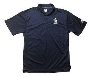 Russell Athletic Duke Blue Devil Baseball Men's Polo Shirt Large for Sale in Atlanta, GA