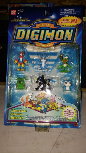 Vintage Digital Digimon Monsters for Sale in Weehawken, NJ