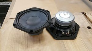 "6.5"" speakers, 1 pair, pro audio quality for Sale in Puyallup, WA"