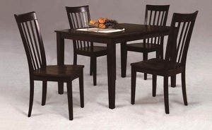 5 Pcs dining table New in box. Price firm. M7 for Sale in Pomona, CA