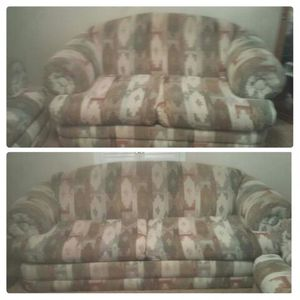 Couch and loveseat with pull out bed for Sale in Bowie, MD